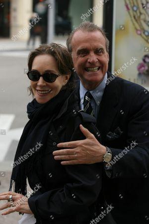 Milena Canonero and Marshall Bell