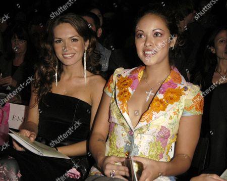 Cindy Taylor and Marissa Ramirez