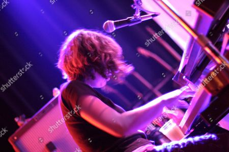 Stock Image of Jenny Conlee of The Decemberists