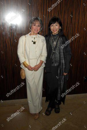 Rita Moreno and Amy Tan