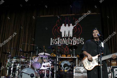 Stock Photo of JoJo Garza of Los Lonely Boys