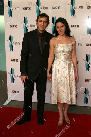 Scott Lowell and Claire Sakaki