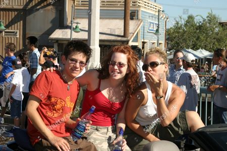 Martin Spanjers , Amy Davidson & Kaley Cucco