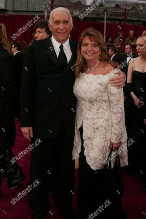 Editorial photo of 2005 Academy Awards Arrivals