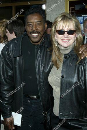 Ernie Hudson and Wife Linda Kingsberg