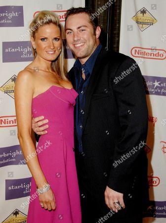 Jay McGraw and wife Erica Dahm