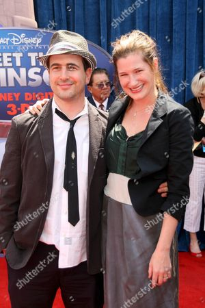 Kathryn Hahn and Ethan Sandler