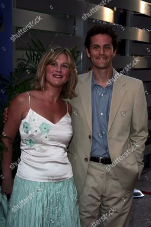 Tracey Gold and Kirk Cameron