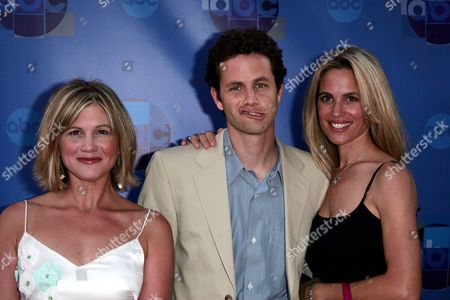 Tracey Gold and Kirk Cameron and Chelsea Noble
