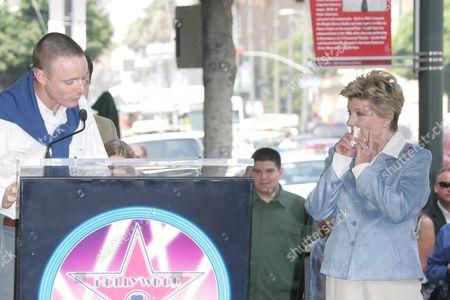 Mackenzie Astin and Patty Duke