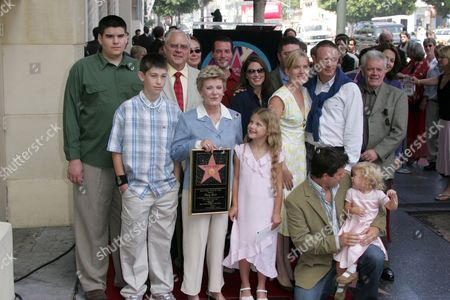 Editorial image of Patty Duke Honored With Walk Of Fame Star