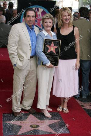 David Proval , Patty Duke and Megan Ward from (Murder Without Co