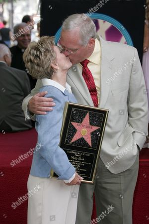 Patty Duke with Husband Mike Pearce