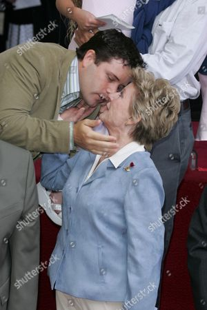 Sean Astin  and Patty Duke