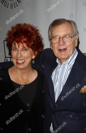 Marcia Wallace and Bill Daily