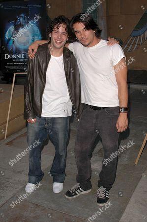 Stuart Stone and James Duval
