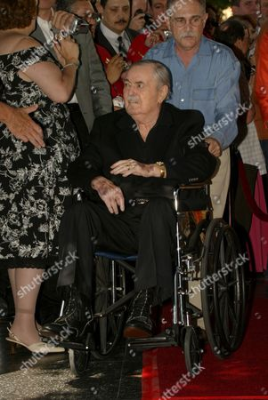 Editorial picture of James Doohan Star Ceremony