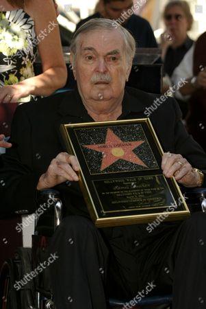 Editorial photo of James Doohan Star Ceremony