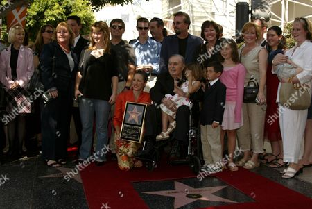 James Doohan and Family