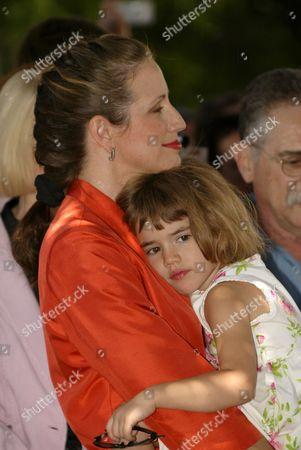 Wende Doohan and daughter Sarah