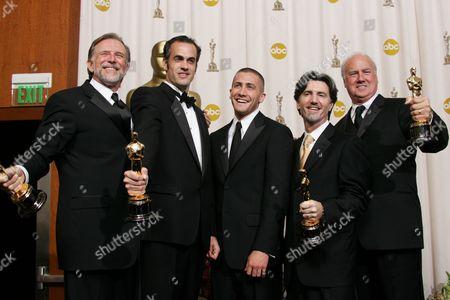 Stock Picture of John Dykstra, Scott Stokdyk, Anthony LaMolinara, John Frazier