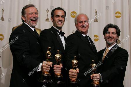 Stock Image of John Dykstra, Scott Stokdyk, Anthony LaMolinara, John Frazier