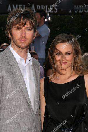 Alicia Silverstone and husband Christopher Jarecki