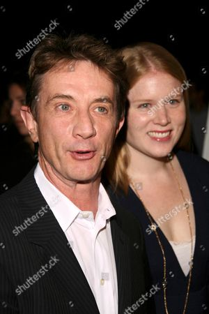 Martin Short and daughter Katherine Short