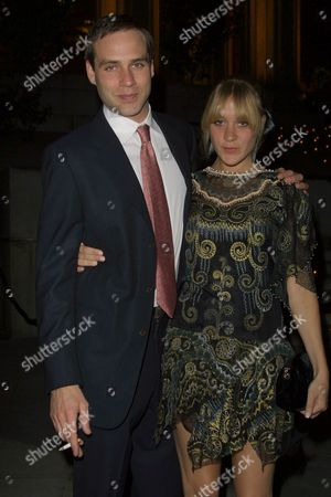 Chloe Sevigny and brother Paul Sevigny arriving to the launch party for the 1st Annual Tribeca Film Festival hosted by Vanity Fair Magazine at the State Supreme Courthouse in New York City on May 7, 2002.  Manhattan, New York  Photo® Matt Baron/BEI