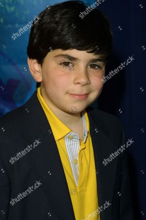 """Grant Rosenmeyer (""""Oliver Beene"""") at the FOX Televison Network 2002-2003 Upfront Presentation after-party at Pier 88 in New York City on May 16, 2002.  Manhattan, New York  Photo® Matt Baron/BEI"""