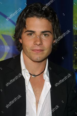"""Nathan West (""""Septuplets"""") at the FOX Televison Network 2002-2003 Upfront Presentation after-party at Pier 88 in New York City on May 16, 2002.  Manhattan, New York  Photo® Matt Baron/BEI"""