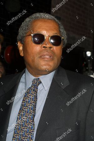 Clarence Williams III at The Denis Leary Firefighters Fund Benefit at The Park in New York City on October 15, 2001.  Manhattan, New York  Photo® Matt Baron/BEI
