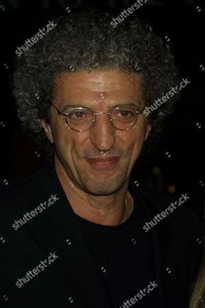 "The film's director, Elie Chouraqui, arriving to the premiere of ""Harrison's Flowers"" at the DGA Theatre in New York City, New York on March 12, 2002.