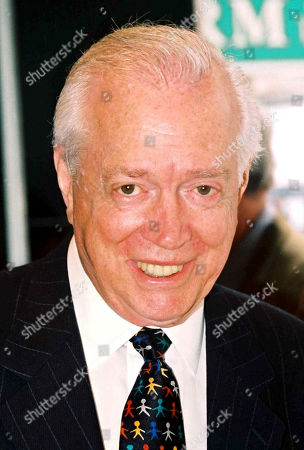 Stock Image of Hugh Downs