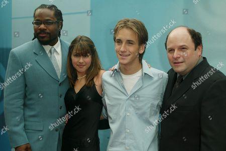 Malcolm Jamal Warner, Daniella Monet, Will Rothhaar and Jason Al