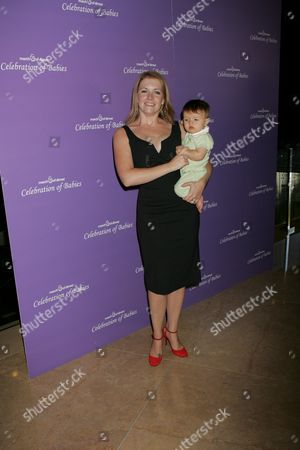 Melissa Joan Hart and son Braydon Wilkerson