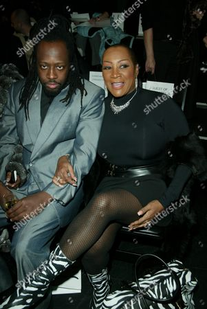 Wyclef Jean and Patti La Belle
