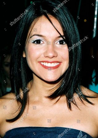 Stock Photo of Priscilla Garita