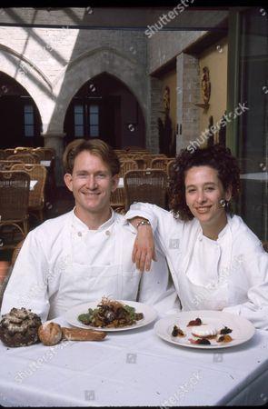 Mark Peel and Nancy Silverton