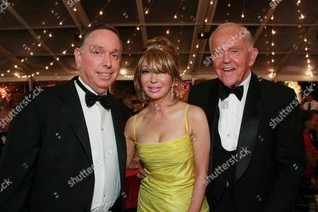 Michael Kaiser, Elizabeth and Henry Segerstrom