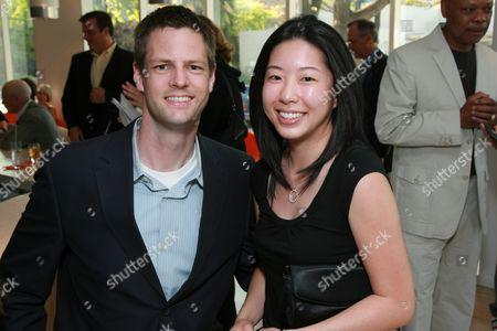 Matt Hoffman and Chung Hah Hoffman