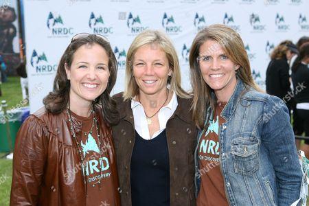 Elizabeth Wiatt, Kelly Meyer and Colleen Bell