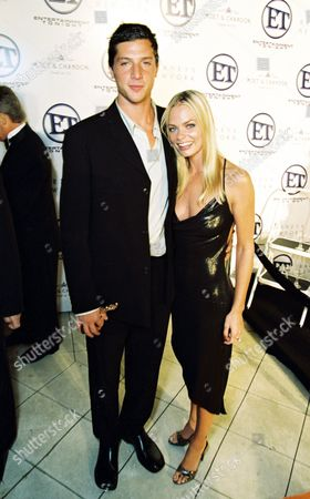 Editorial photo of 2000 Paramount Emmy Afterparty
