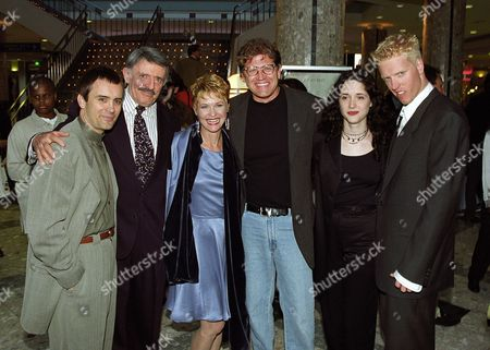 Editorial picture of 'Frighteners' Premiere