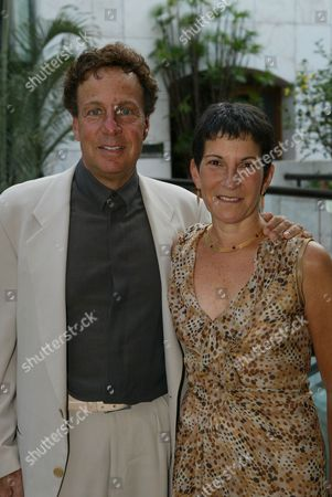 Robert Cort with wife Rosalie Swedlin