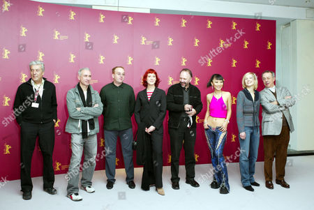 Jury Members - Nino Cerruti, Roland Emmerich, Wouter Barendrecht, Franka Potente, Andrei Kurkov, Bai Ling, Ingeborga Dapkunaite and Deiter Kosslick