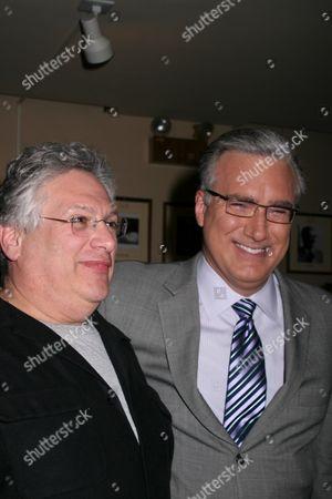Harvey Fierstein, Keith Olbermann
