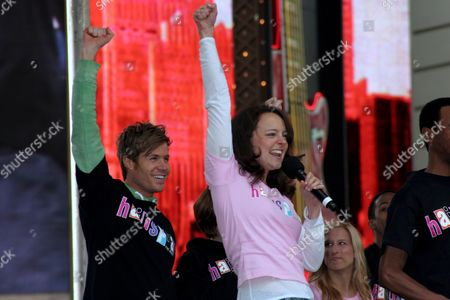 Ashley Parker Angel, Niki Scalera