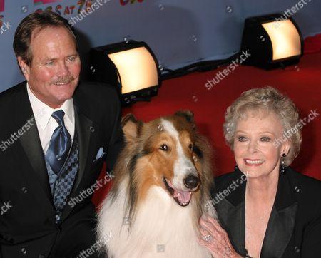 Jon Provost, Lassie, June Lockhart