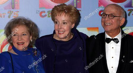 Betty White, Georgia Engel, Gavin Macleod